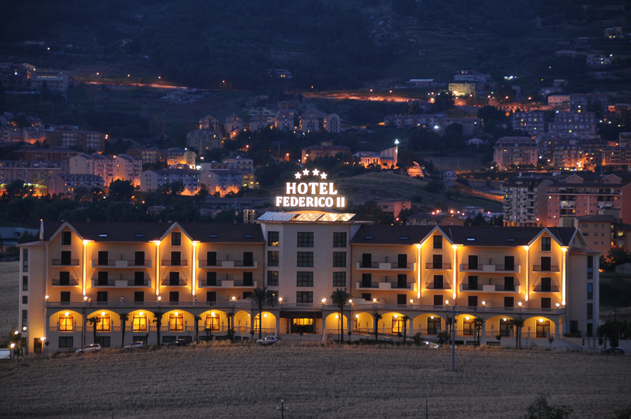 フェデリコ II パレス ホテル