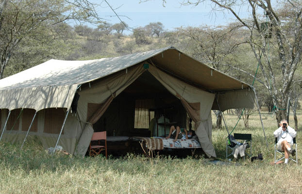 ‪Mwanga Moto Luxury Camp‬