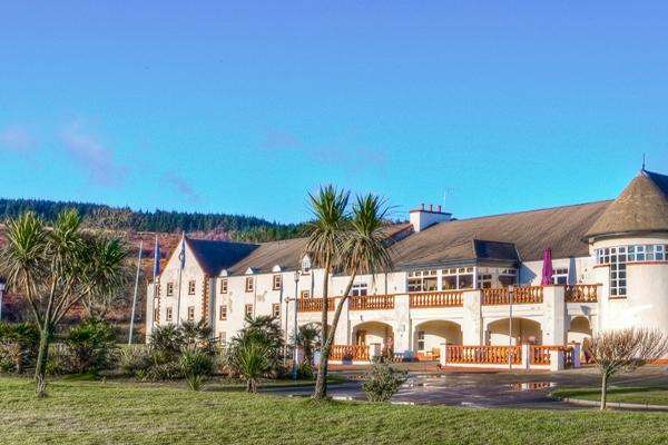 Auchrannie Spa Resort