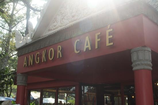 Angkor  Wat  Cafe