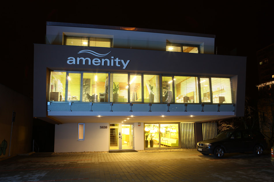 Wellness Hotel Amenity Zlin
