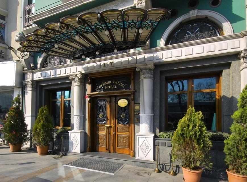 Germir Palas Hotel Istanbul