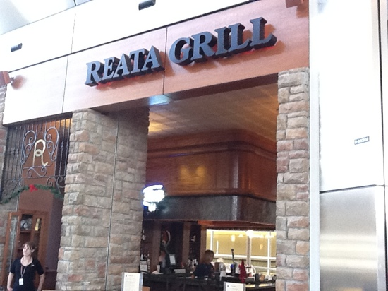 Reata Grill