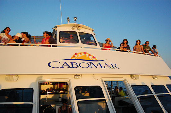 Cabo Mar Fiesta Dinner Cruise