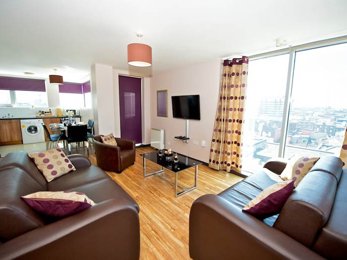 Staycity Serviced Apartments Millennium Walk