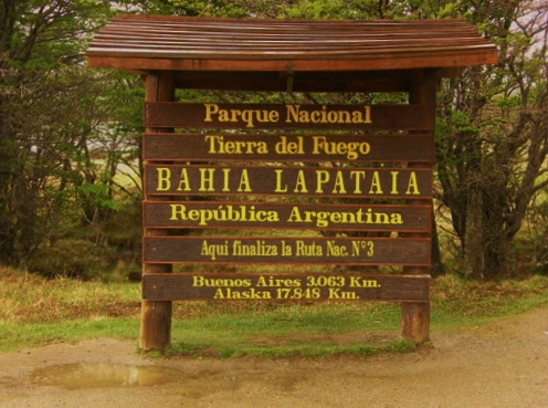Bahia Lapataia