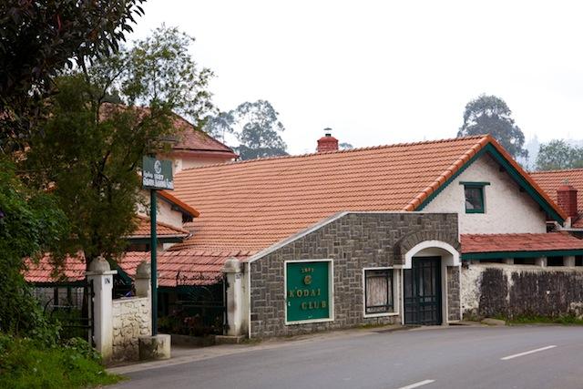 Kodaikanal Club Accommodation