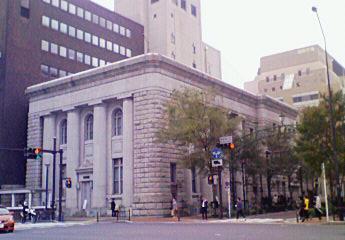 Former Fuji Bank Yokohama Branch
