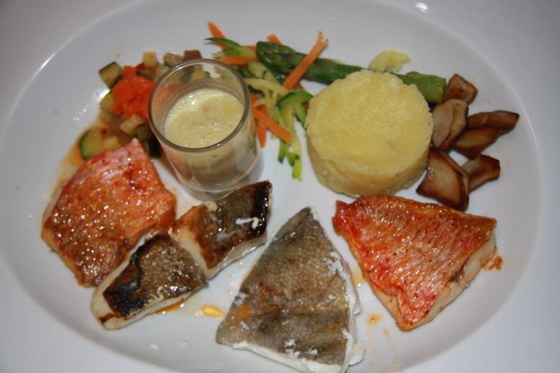 La Tour d'Auvergne Hotel Restaurant