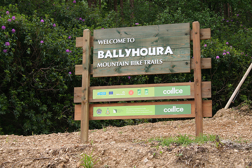 Ballyhoura Mountain Bike Trail