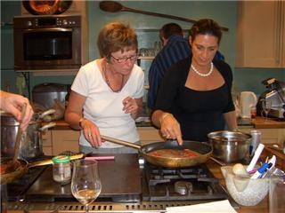 Enrica Rocca Cooking School London
