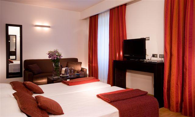 エクセルホテル ローマ モンテマリオ