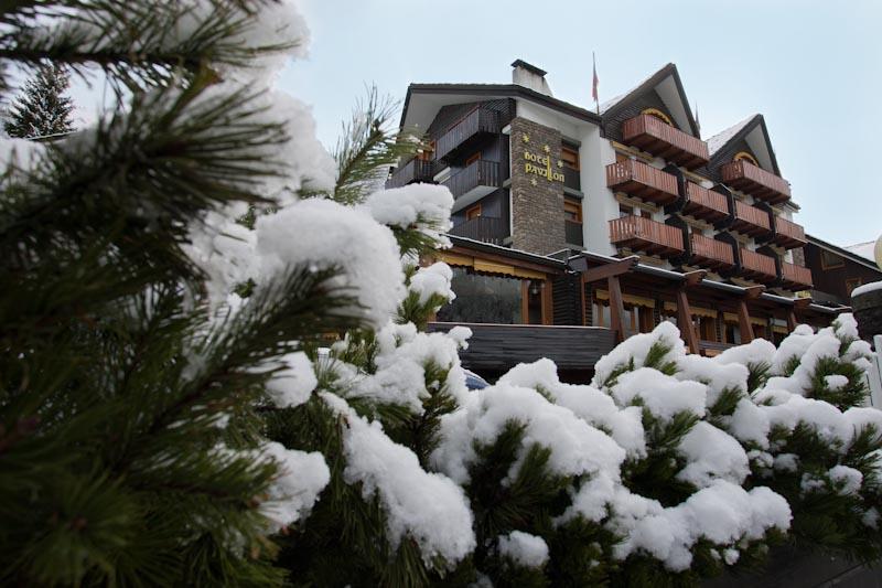 ホテル パヴィロン