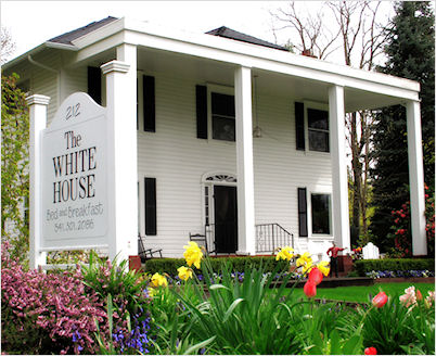 The White House Bed and Breakfast