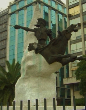 Don Quijote Monument