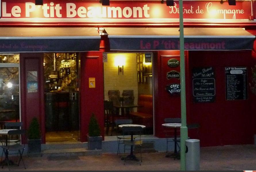 Hotel Le P tit Beaumont
