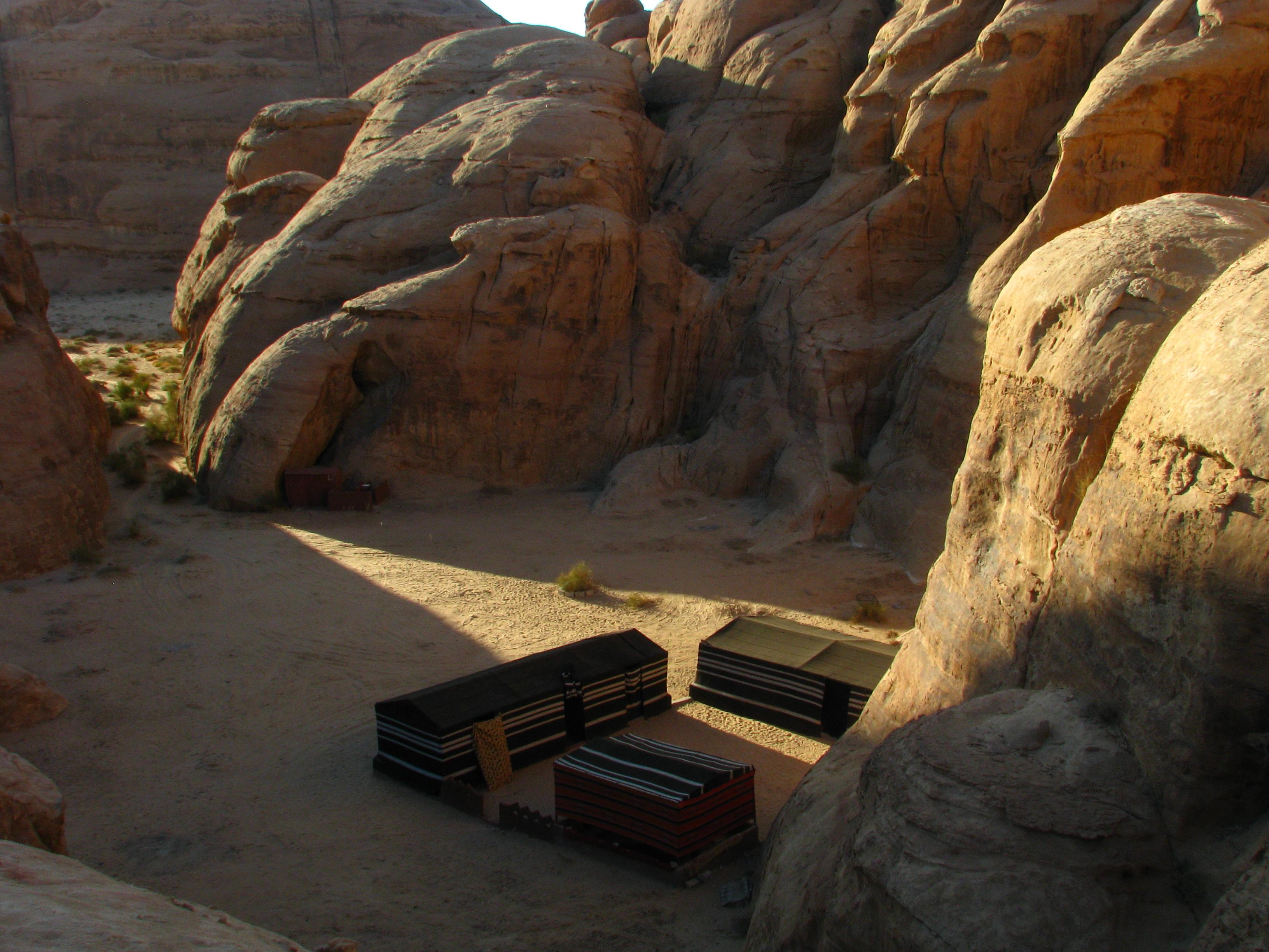Bedouin Directions