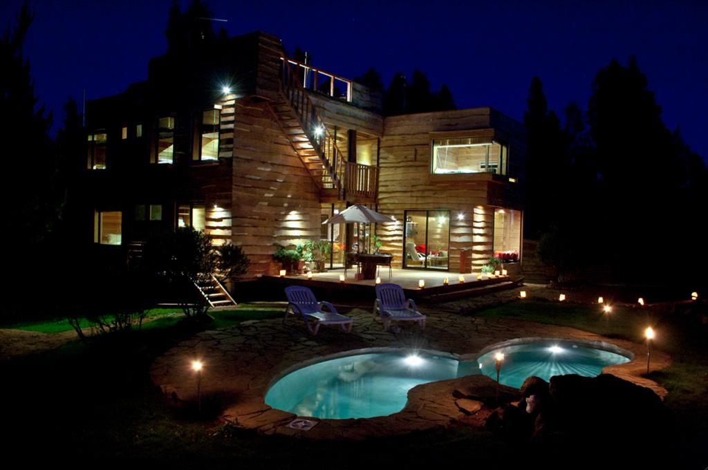 Ruca Lodge