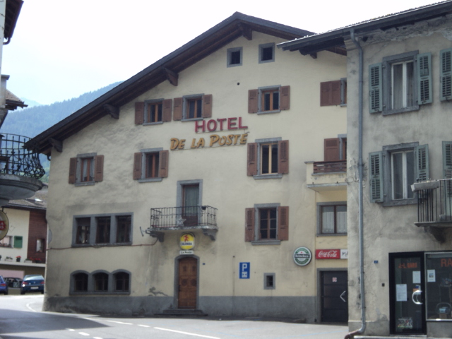 Hotel La Poste SA