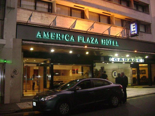 아메리카 플라자 호텔