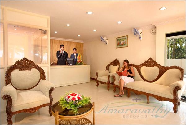 Amaravathy Resorts