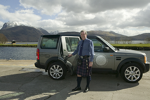 Bruce's Highland Day Tours