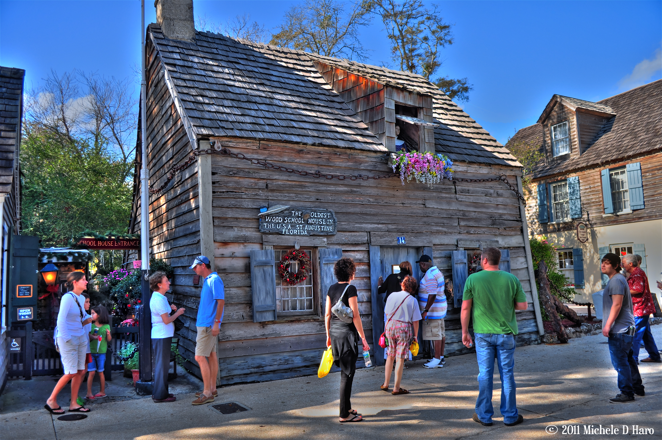 The Oldest Schoolhouse