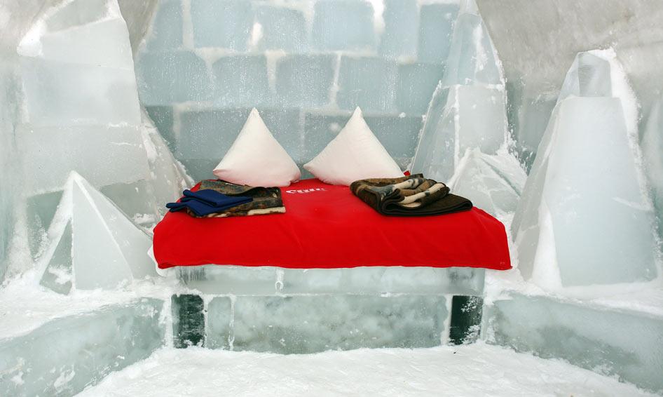 Hotel of Ice