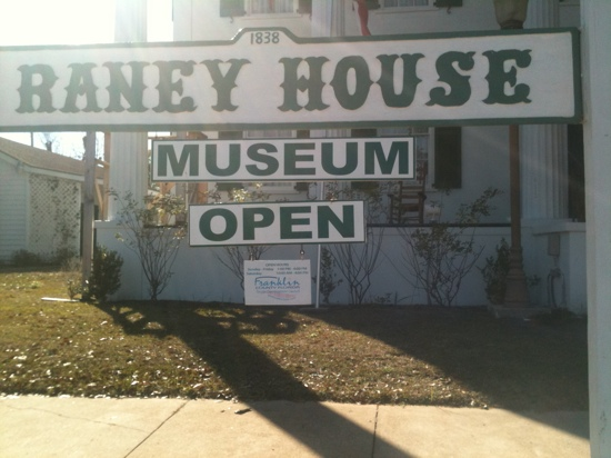 ‪The Raney House Museum‬