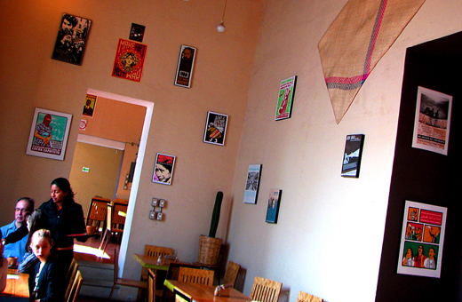 Lobo Azul Cafe