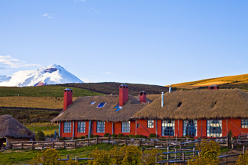 Hacienda El Porvenir/ Tierra del Volcan