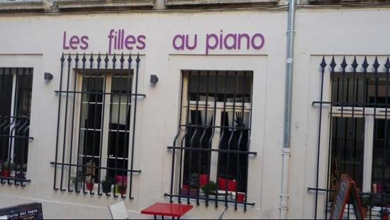 Les Filles au Piano