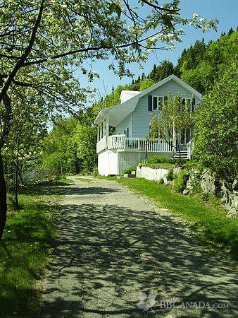 Gite Aux Sentiers du Fjord