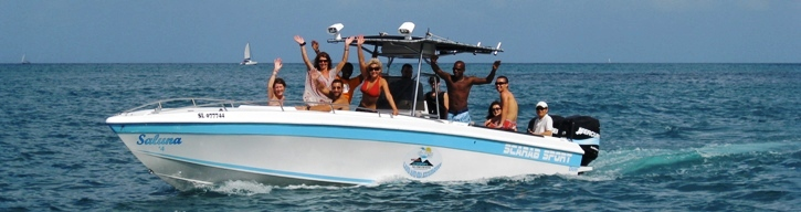 Saluna Excursions & Watersports