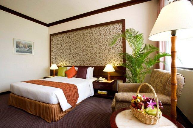 グランド パシフィック ホテル シンガポール