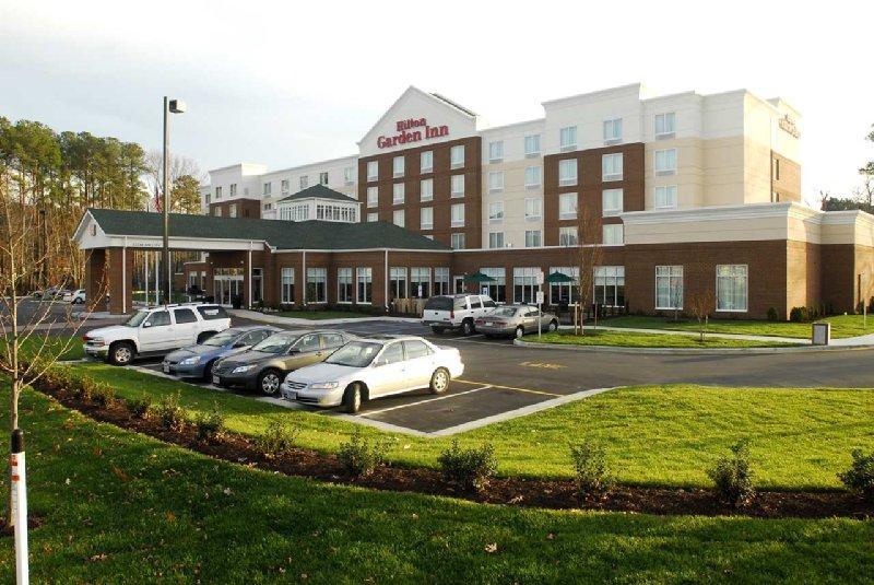 Hilton Garden Inn Hampton Coliseum Central