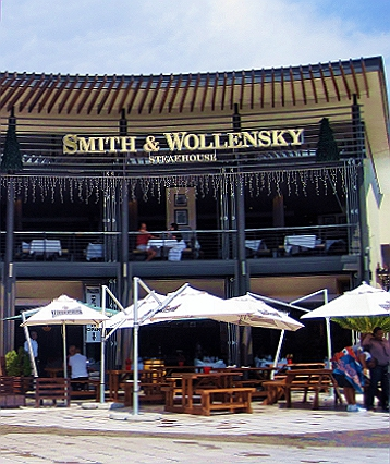 ‪Smith & Wollensky Steakhouse‬