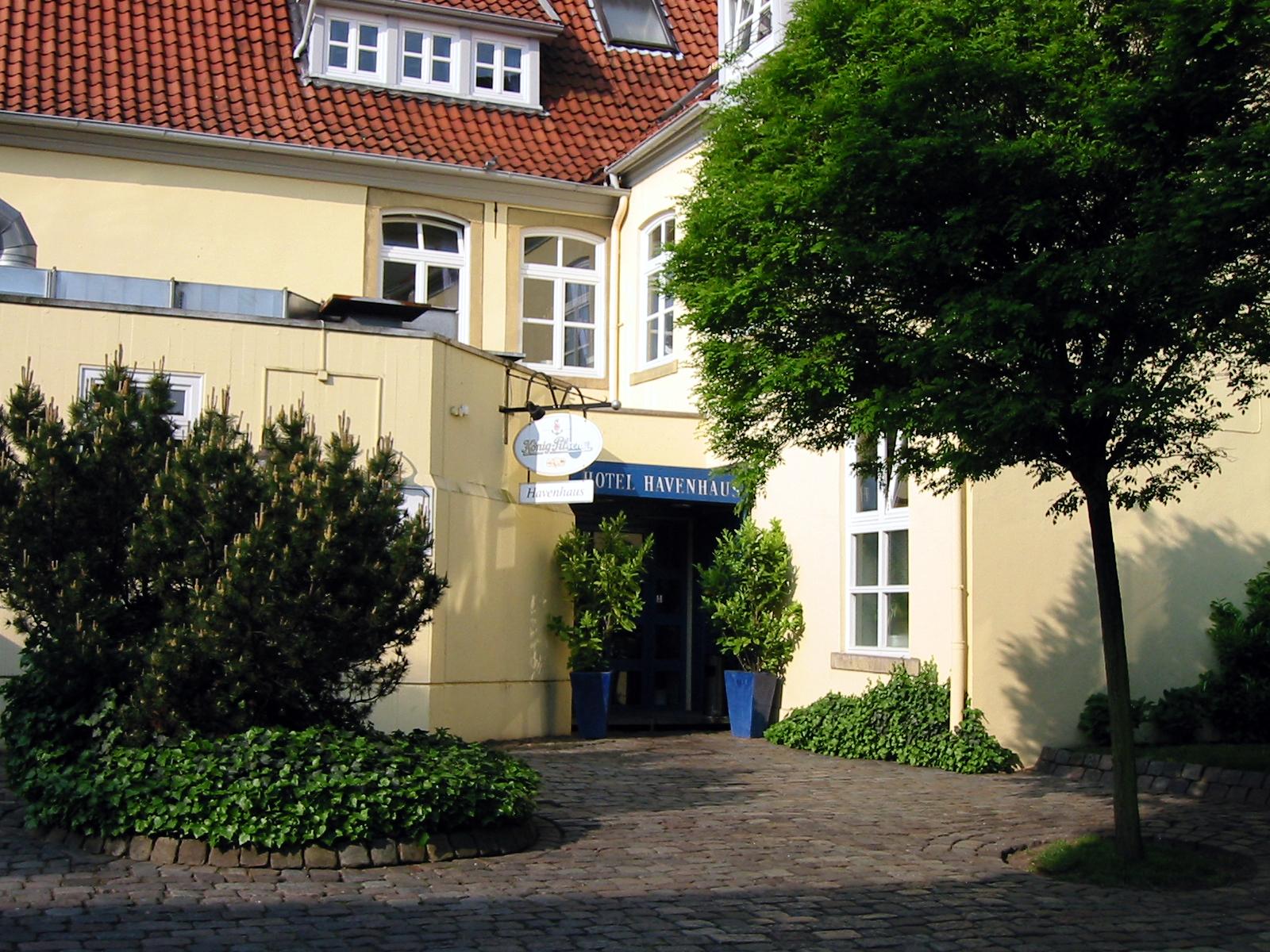 Hotel Restaurant Havenhaus