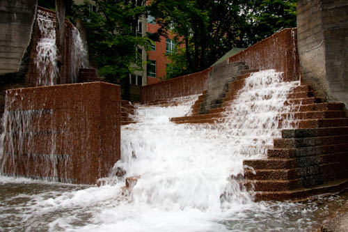 Lovejoy Fountain Park