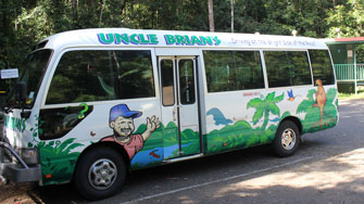 Uncle Brian's Fun, Falls & Forest