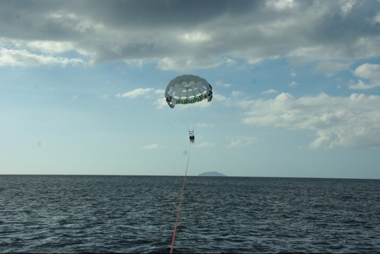 ‪Flying Fish Parasail‬