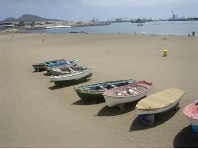 Playa de Las Alcaravaneras