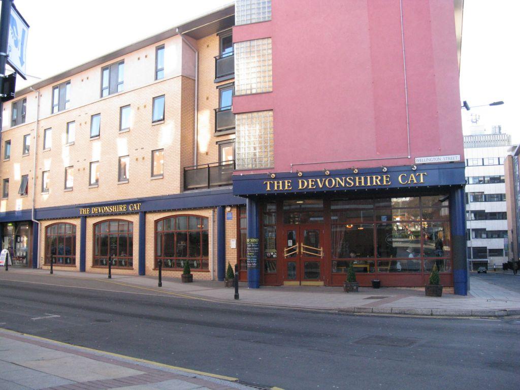 the devonshire cat sheffield restaurant reviews phone number