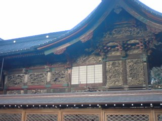 Kiryu Tenmangu Shrine