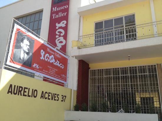 Casa-Museo José Clemente Orozco