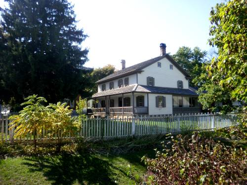 ‪Schneider Haus National Historic Site‬
