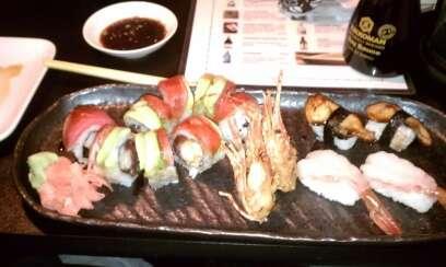 Yu-Mi Sushi Japanese Restaurant