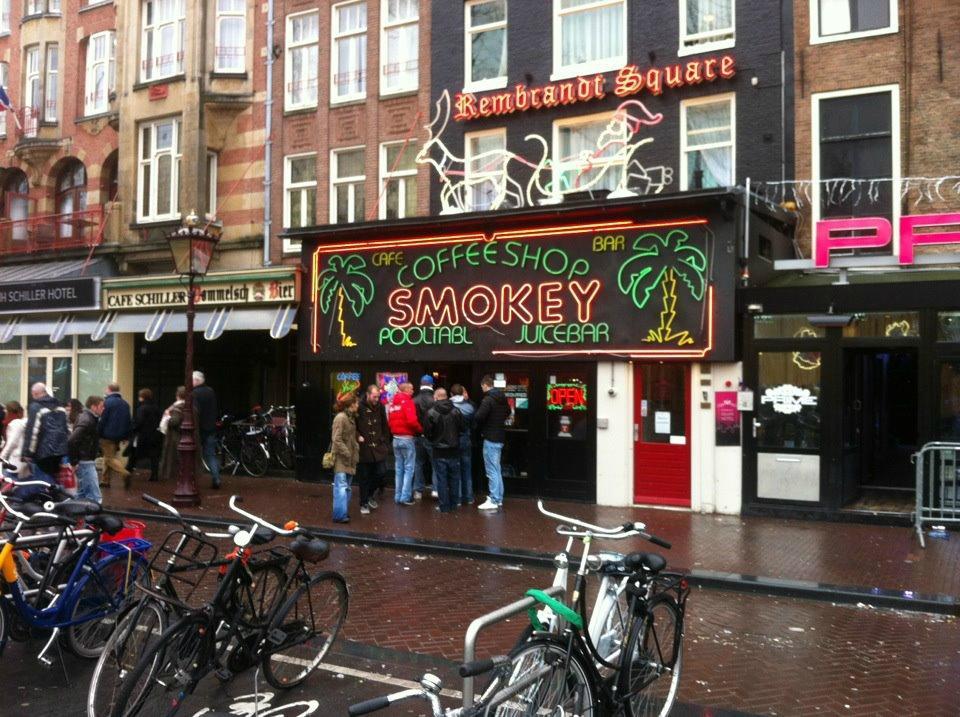 Smokey Coffeeshop The Top 10 Things to