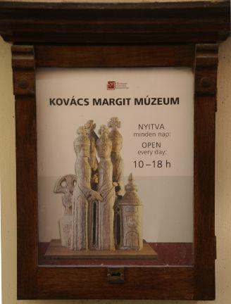 Μουσείο Κεραμικής Μάργκιτ Κόβατς (Kovacs Margit Museum)