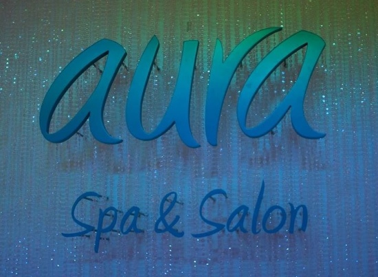 ‪Aura Spa & Salon‬